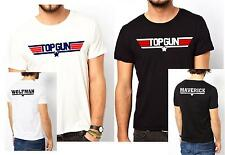 TOP GUN T SHIRT, STAG DO, PERSONALISED! OR PLAIN! ANY NAME !!!!