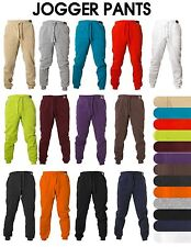 NEW MEN'S AUTHENTIC 13 DIFFERENT COLORS OF ABLANCHE  JOGGER PANTS Sweats