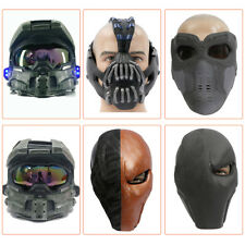 Hot Selling Halloween Mask Bucky Deathstroke Payday Bane Mask Halo 4 Helmet