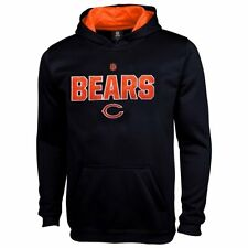 Chicago Bears YOUTH BOYS Sweatshirt Performance Pullover Hoodie