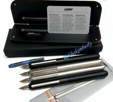 Lamy Dialog3 Fountain Mode - 74 Choose Nib Size & Color
