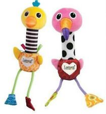 Baby's Toy Lamaze Cheery Chirpers Ostrich and Flamingo