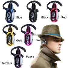 NEW Wireless Bluetooth Stereo Headset Headphone Earphone for Samsung iPhone HTC