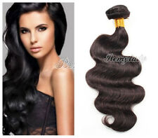 Brazilian Hair Extension Real 100% Human Virgin Remy Natural Premium Weave 100g
