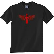 Warhammer 40k Inspired Dark Angels T Shirt