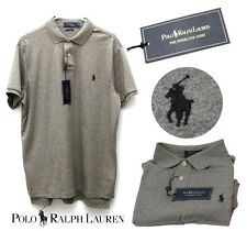 NEW RALPH LAUREN POLO CUSTOM FIT GRAY