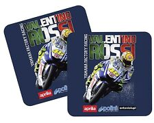 Set of 4 or 6 Exclusive Valentino Rossi Coasters