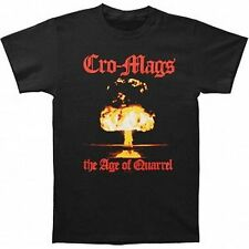 Cro-mags The Age of Quarrel Shirt SM, MD, LG, XL, XXL New Cromags