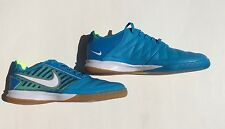 Nike Gato II Men's Athletic Indoor Soccer Shoes Sneakers Blue 580453 413 New