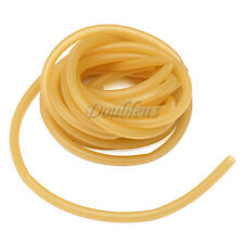 6x9mm Natural Latex Rubber Surgical Band Tube Tubing Elastic 1/3/5M outdoor