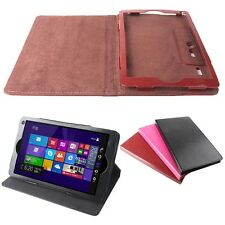 """Multicolor 8"""" For Pipo W2 Win8.1 Tablet PC Stand PU Leather Cover Dedicated Case"""