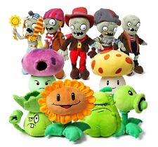 2014 POPCAP Plants vs Zombies 2 PVZ Figures Plush Baby Stuffed Doll 25cm 30cm