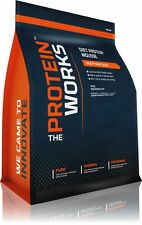 DIET PROTEIN MOUSSE from THE PROTEIN WORKS™ HEALTHY DESSERT IN 3 FLAVOURS 300G+