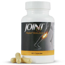 Joint Relief Solution Natural Treatment for Joint Pain Glucosamine Chondroitin