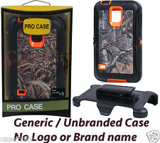 Generic replacement for otterbox defender camo Case cover For Samsung Galaxy S5
