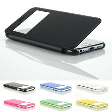 Ultra Slim Flip Cover Case with View Window for Apple iPhone 6 - 4.7 inch