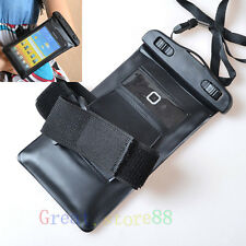 Waterproof & Armband Dry Bag Skin Case Cover FOR Apple iphone ipod itouch AU new