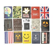 Travel Passport Holder Document Ticket Protector Cover Case Organizer Wallet Bag