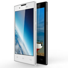 """4"""" Unlocked Leagoo Smartphone Android 4.2 2G GSM 3G WCDMA GPS Dual Core AT&T 4GB"""