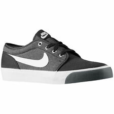 Nike Toki Low TXT Black White Mens Trainers