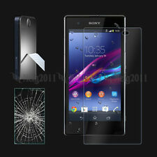 Premium Tempered Glass Film Screen Protector for Sony Xperia Z1s C6916 L39t