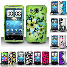 SnapOn Hard Protect Skin Phone Cover Case Accessory for HTC INSPIRE 4G DESIRE HD