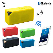 Bluetooth Wireless Speaker Mini Portable For iPad iPhone Samsung Tablet