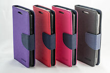 Latest Premium Mercury diary flip cover case pouch For Samsung Galaxy S2 i9100