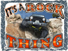 JEEP JK WRANGLER RUBICON 4X4 ROCK CRAWLER T-SHIRT NEW IN SIZE SMALL-4XL