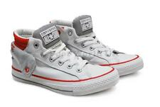 Converse Unisex CT Padded Collar 2 Layer Mid 141694C White Red
