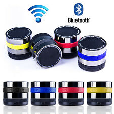 Bluetooth Wireless Speaker Mini Portable Stereo For iPhone iPad Samsung Laptop