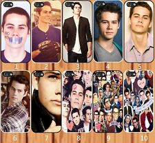 for iPhone 5/5s hard plastic case Dylan O'brien  - add message if you need 5c