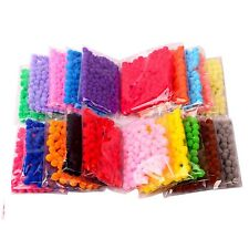 Pom Poms Small Craft 10mm - Choose Colour and Quantity - UK Seller