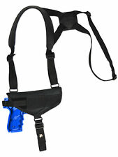 NEW Barsony Cross Harness Gun Shoulder Holster for Taurus Full Size 9mm 40 45