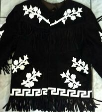Authentic Cuera Tamaulipeca: Tamaulipas Traditional Symbolic Jacket Lamb Leather