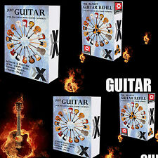 Guitar Reason Refill Ableton Cubase Fl Studio Logic Reaper Wav Rex Samples loops