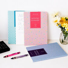 2015 Monthly Planner Scheduler Organizer Journal - 2015 Ardium Monthly Planner