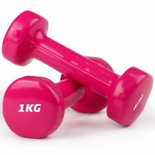 Gallant Hand Weights Dumbbells Vinyl Dumbells Set Home Fitness Exercise Ladies