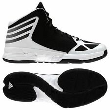 Brand NEW Adidas Mens Mad Handle Basketball Shoes Q33349 Color Black/White