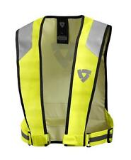 Gilet Reflective Vest Connector Revit Sleeveless Elastic Net Perforated