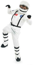 BOYS KIDS ASTRONAUT SPACE BOY FANCY DRESS COSTUME OUTFIT NEW AGES 4-6-8-10-12