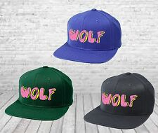 WOLF-snapback-Odd-Future-snapback-wolf-gang--THE-CREATOR-snapback  donuts-tyler