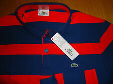 BNWT LACOSTE  RUGBY SHIRTS SIZE 4/5/6/7/8 S/M/ML/L/XL 100% AUTHENTIC RRP:-£125