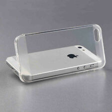 Unique Style Ultra Thin Crystal Clear Transparent Soft Silicone TPU Case Cover