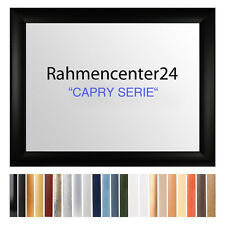 PHOTO FRAME CAPRY ANTI REFLECTIVE BLACK MAT OR GLOSSY FROM 24x33 TO 24x58 INCH