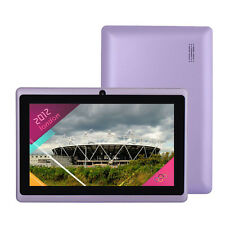 "Colors 8GB 512MB Ultra Thin 7 "" Google Android 4.0 Tablet Camera Wifi 3G LAN Q8"