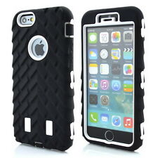 Heavy Duty Hybrid Rugged Rubber Hard Case Cover for iPhone 6 Plus 5.5 /4.7 iphon
