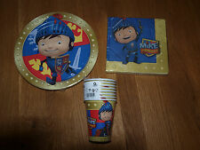 Mike the Knight Birthday Party Packs