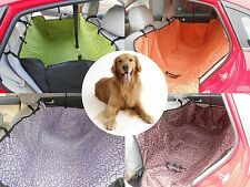 New Car Vehicle Pet Dog Cat Seat Cover Mat Safety Waterproof Hammock TR0125