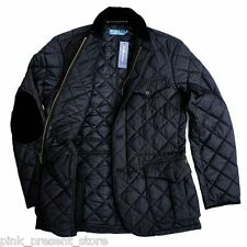 NWT$395 RALPH LAUREN POLO QUILTED JACKET BARN LUXURY COAT CASUAL BUSINESS M L XL
